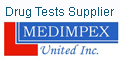 FDA Approved, Accurate Drug test Kits