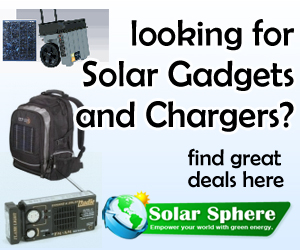 solar gadgets and chargers solar energy projects