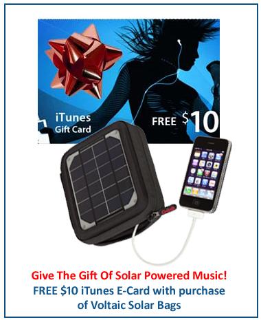 Solar Powered Music