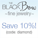 Save 10% on all Jewelry from The Black Bow