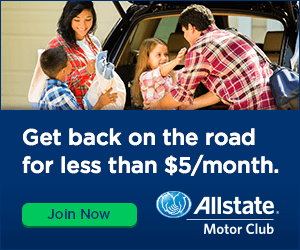 Allstate Motor Club Roadside Advantage. Sign Up Today!