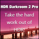HDR software to capture life's full range of light and color.