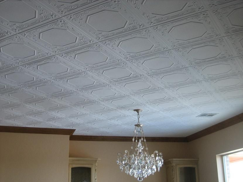 decorative ceiling tileswhy didnt i think if this - Decorative Ceiling Tiles