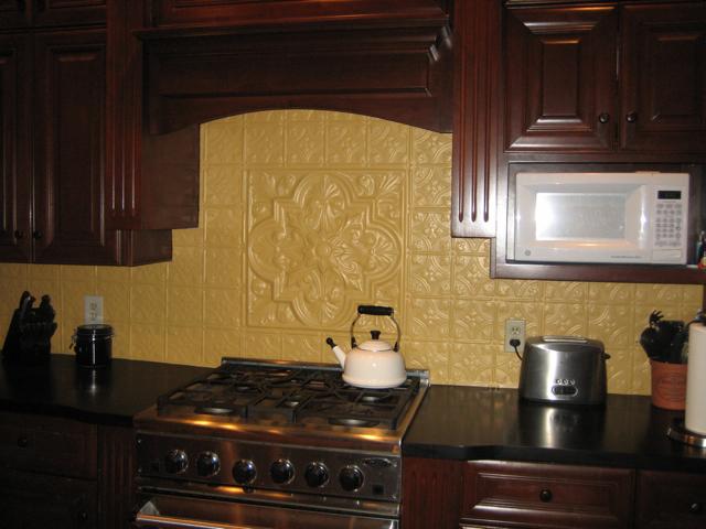 Kitchen Decorative Tile Backsplash