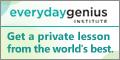 Everyday Genius Institute.com coupons