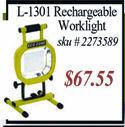 L-1301 LED Work Light