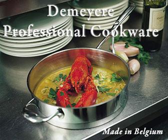 Demeyere Professional Cookware