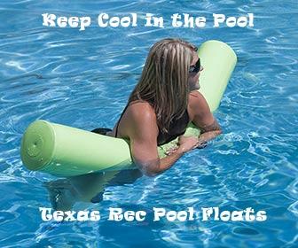 Texas Rec Pool Floats