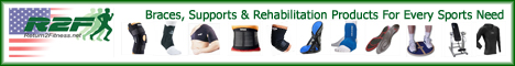 Braces, Supports & Rehabilitation Products