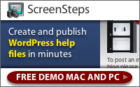 Create help files for WordPress - Free Demo