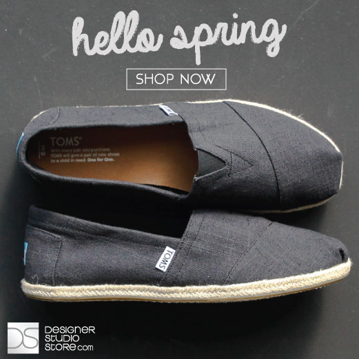 Women, men and kids TOMS shoes