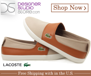 Lacoste Men's clothing and shoes
