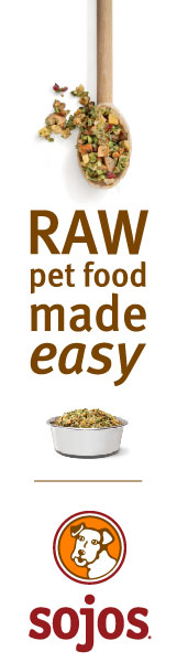 sojos natural raw dog food