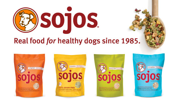 Sojos - Real Food for Healthy Dogs