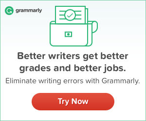 image Better writers get better grades and better jobs. Eliminate writing errors with Grammarly. Try now!