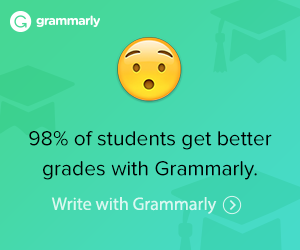 Better Grades with Grammarly