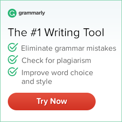 Grammarly - the #1 Writing Tool