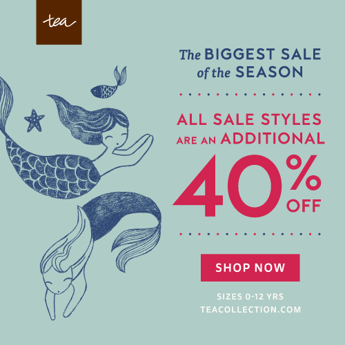 Tea's Biggest Sale of the Season is Here!