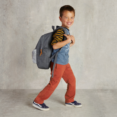 Tea Collection's Herschel backpacks are a back-to-school must. They're made to hold books, but loved for their looks.