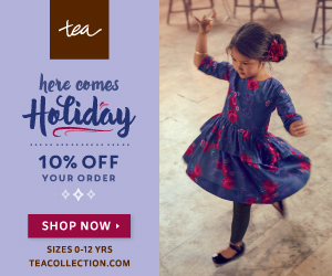 Find Styles Perfect for Any Special Occasion at Tea Collection