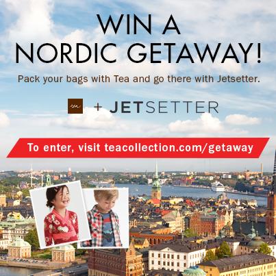 Tea Collection's Nordic Getaway