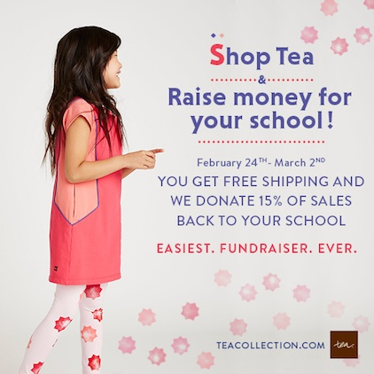 Tea Collection for Schools!
