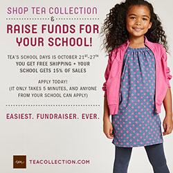 The Tea's School Days Program