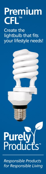 Premium CFL - create the lightbulb that fits your lifestyle needs!