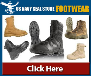 US Navy SEAL Footwear