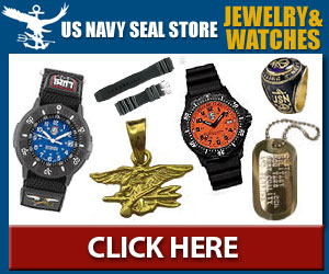 US Navy SEAL Watches