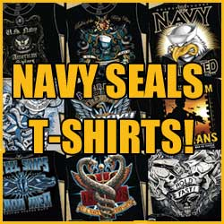 Navy SEALs T-Shirts