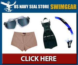US Navy SEAL Swim Gear