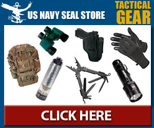 US Navy SEAL Tactical Gear