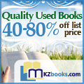 Save on Quality Used Books