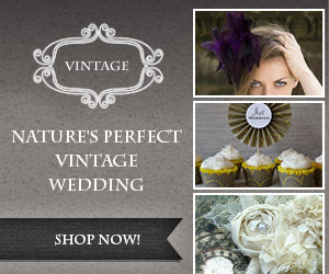 vintage wedding products