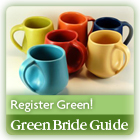 Green wedding gifts
