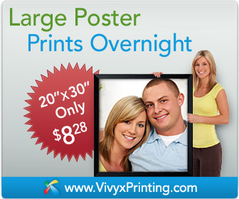 Large Poster Print - Only $8.28!