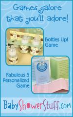 Games galore at BabyShowerStuff.com!