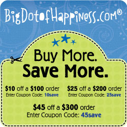 Save Big on party supplies with coupon codes