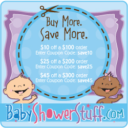 Buy More, Save More at BabyShowerStuff.com!