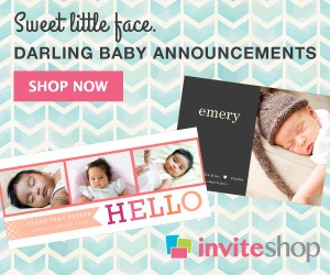 Birth Announcements by Invite Shop