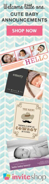 Birth Announcements by Invite Shop