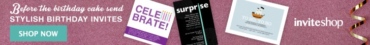 Cheap Birthday Invitations by Invite Shop