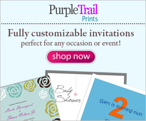 Purpletrail Customized Cards