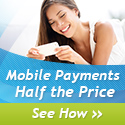 Mobile Payments Half the Price with FirstACH