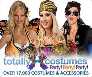 best offers at totallycostumes