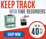 Everyday Low Prices on Time Recorders  at DigitalBuyer.com