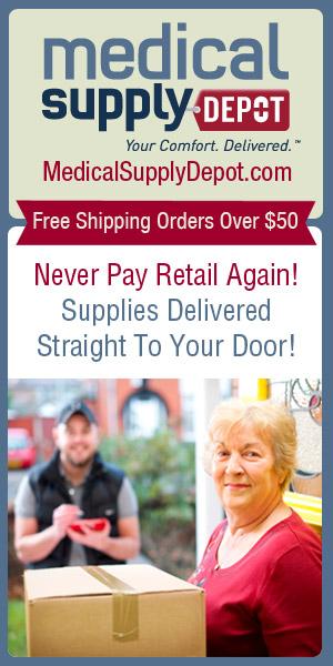 Medical Supply Depot. Your Comfort. Delivered.™