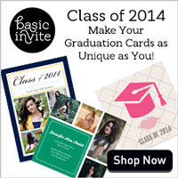 Design a Graduation Card As Unique As You Are.