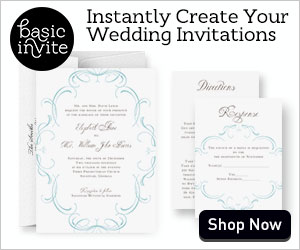 Instantly Create Your Wedding Invitations Online